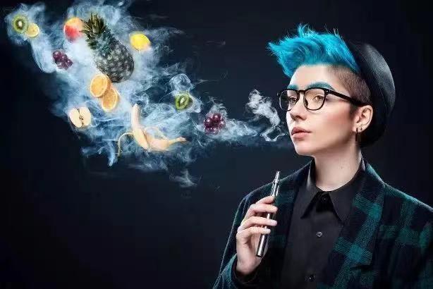 十二生肖VS电子烟,看看2021年抽那一种口味能发财旺运