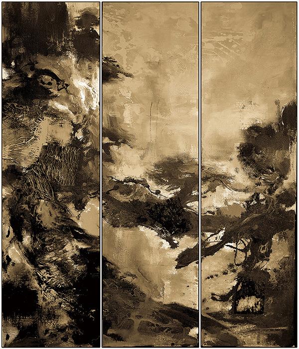 《艺术在享受和理解中把我们聚集在一起》——艺术家艾克