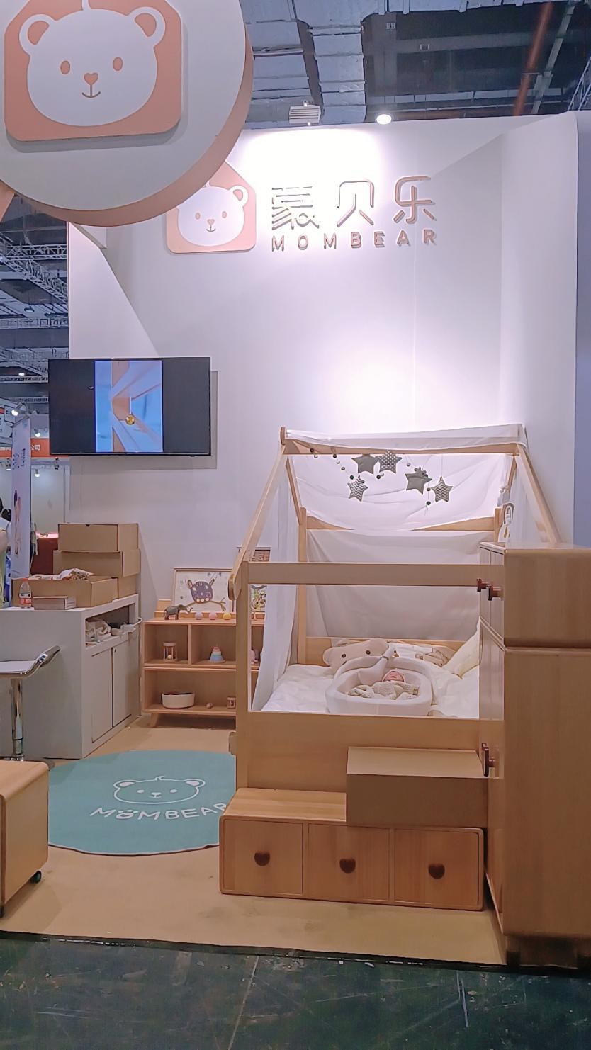 蒙贝乐早教盒子首现上海国展中心